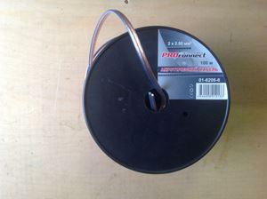 Изображение Акустический кабель 2 х 2,5 мм